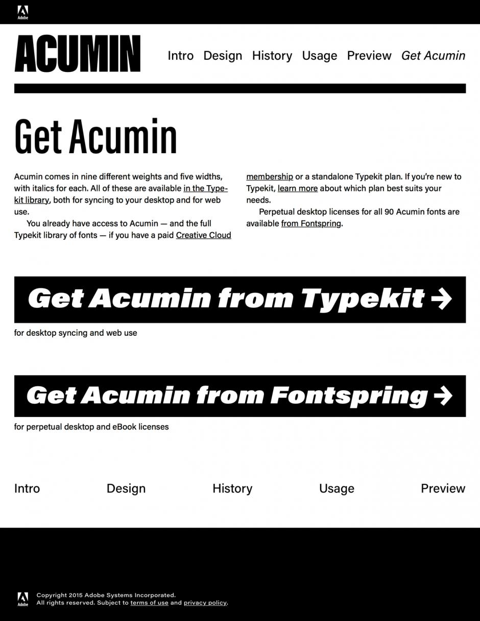 Nick Sherman – Acumin