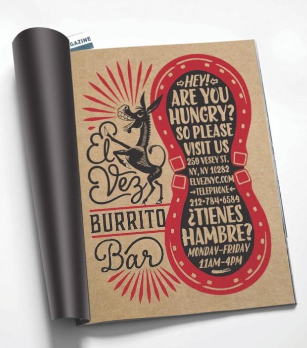 Roberto de Vicq – Burrito Bar