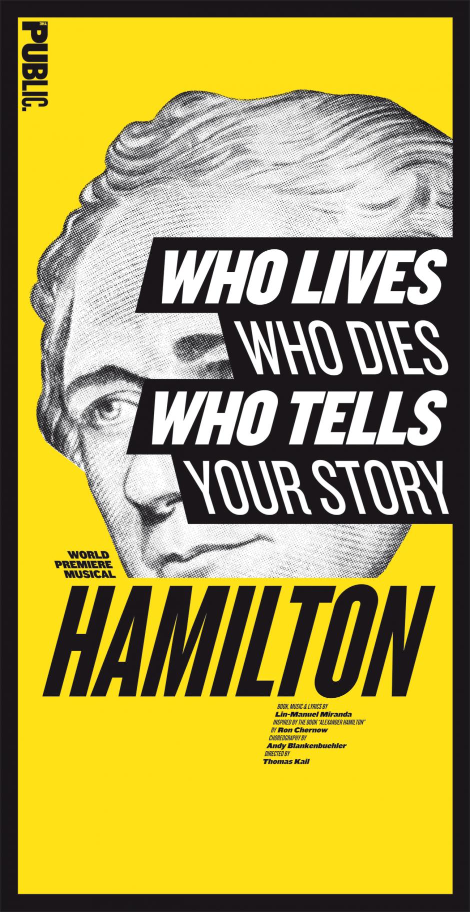 Kristin Huber – Public Theatre: Hamilton