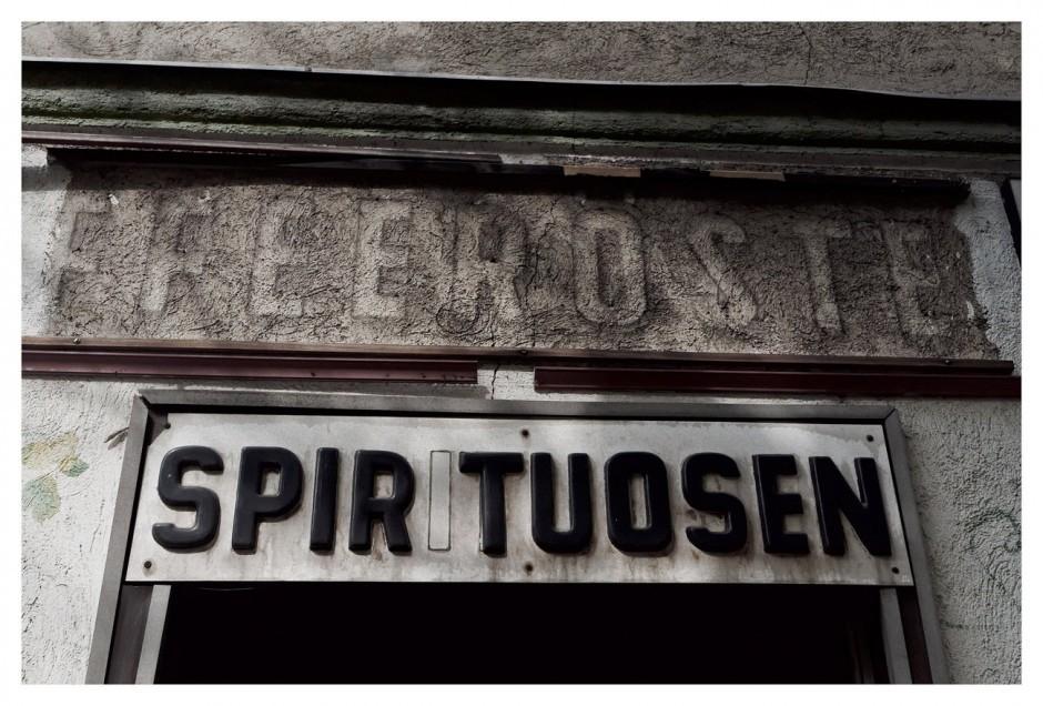 Doppelte Ghostletter in 1160: SPIR TUOSEN