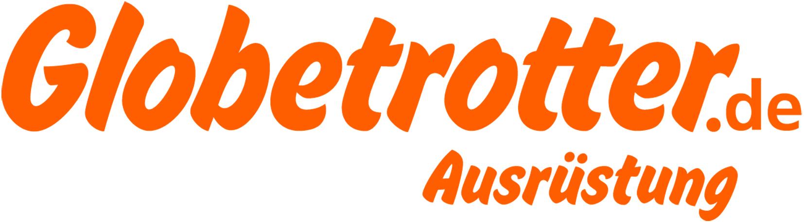 Altes Logo von Globetrotter