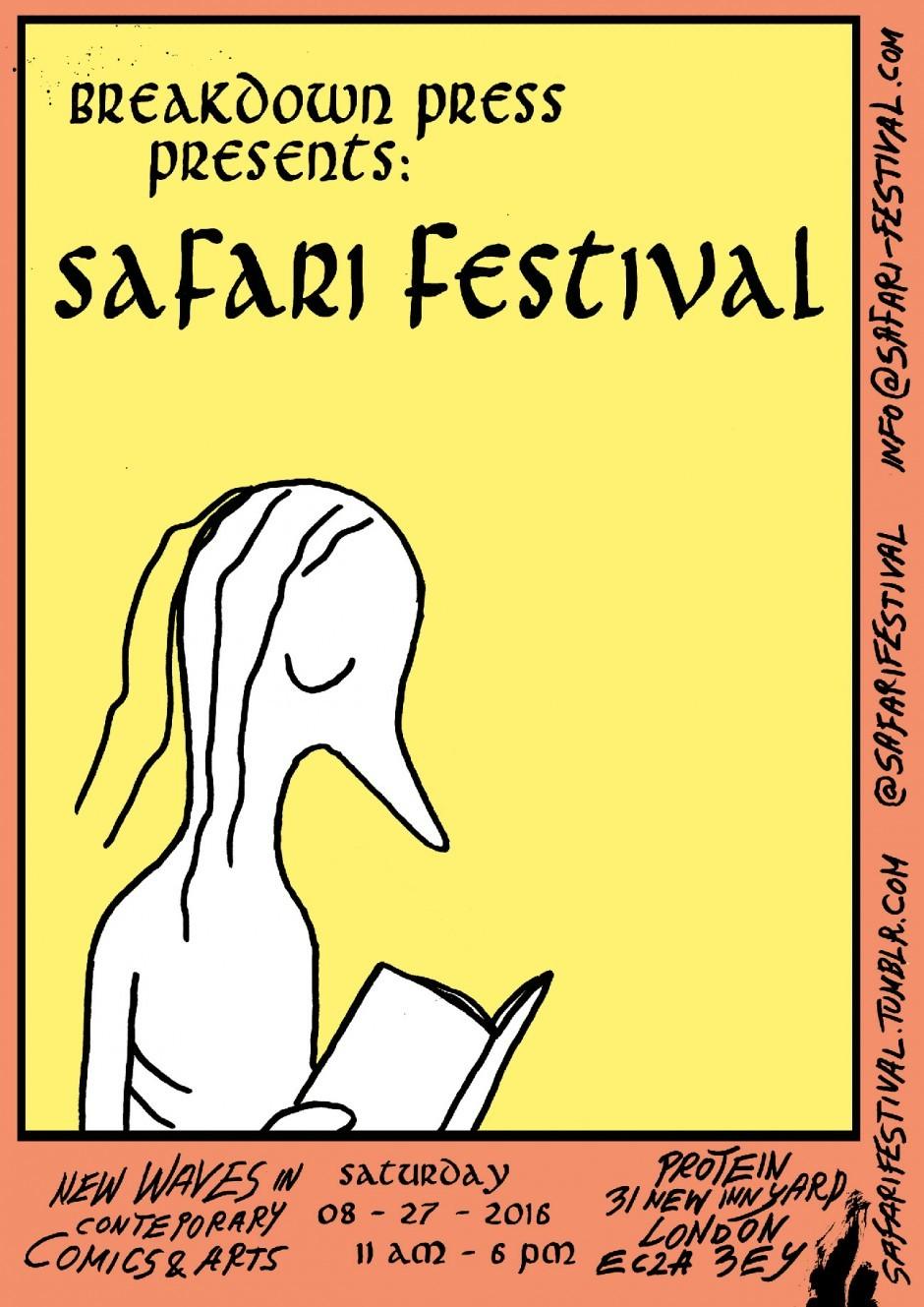 Safari Poster 2016