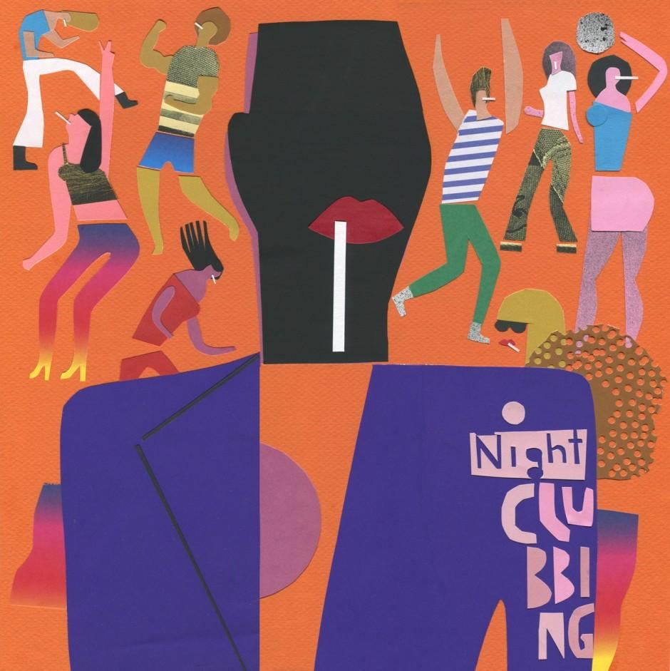 Illustration für Ausstellung »Cover«