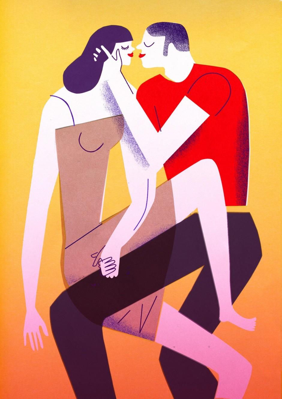 Illustration für Buchprojekt