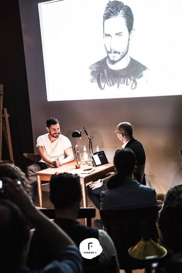 Clemens Schick im Gespräch mit Kai Schächtele