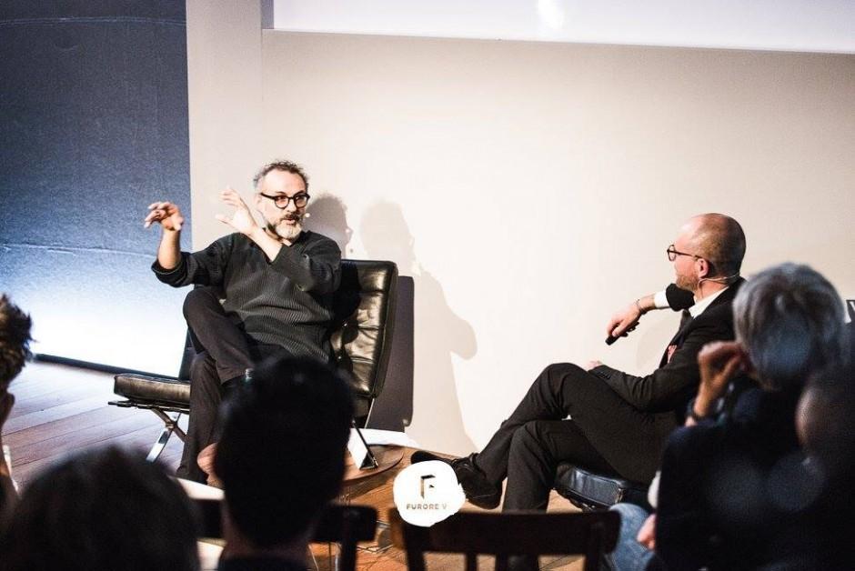 Massimo Bottura im Gespräch mit Kai Schächtele