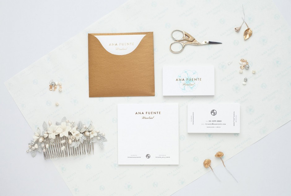 Corporate Identity Ana Fuente