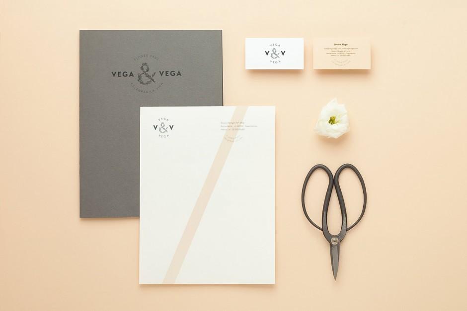 Corporate Identity Vega & Vega
