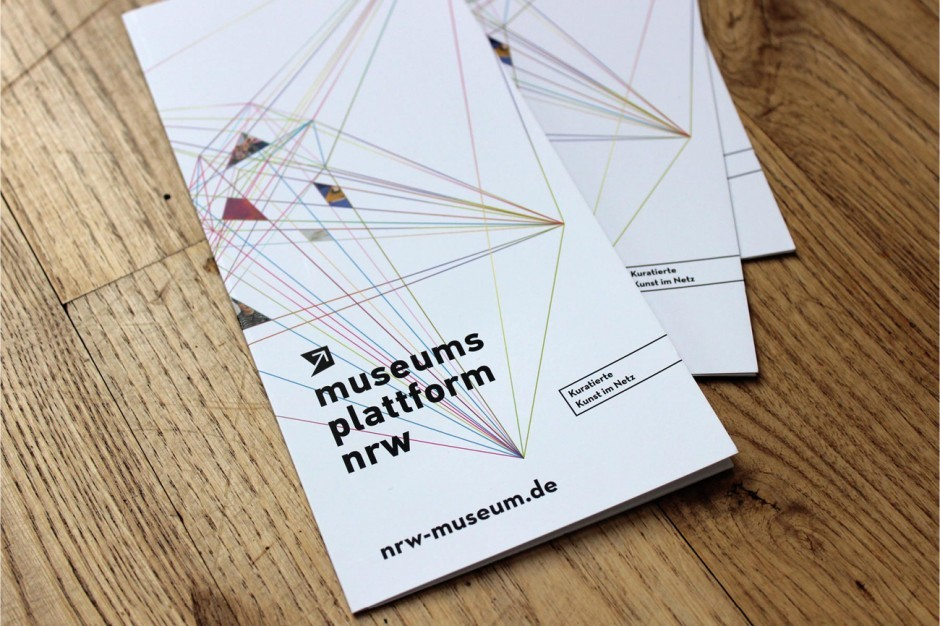 NRW Kultursekretariat – Flyer