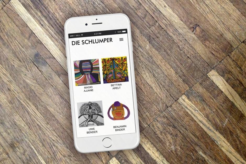 Die Schlumper – Corporate Design