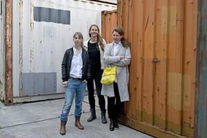 Katia Jetter, Heike Becker, Miriam Ertl