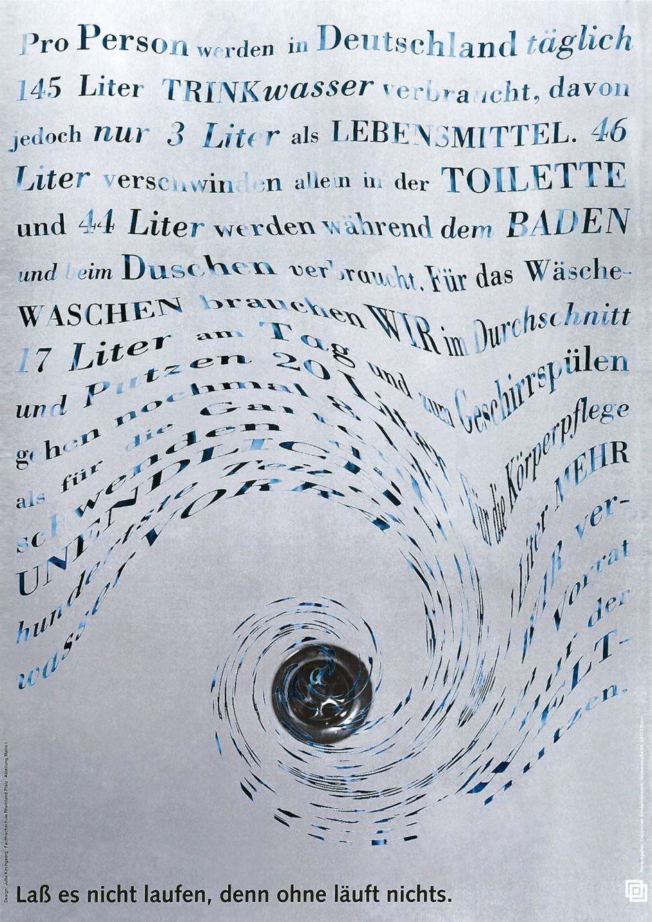 1994: Hochschule in ökologischer Bewegung / 1. Preis