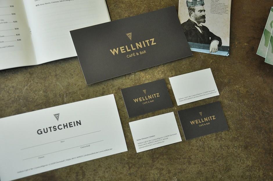 Grafik Design Gutscheine & Visitenkarten