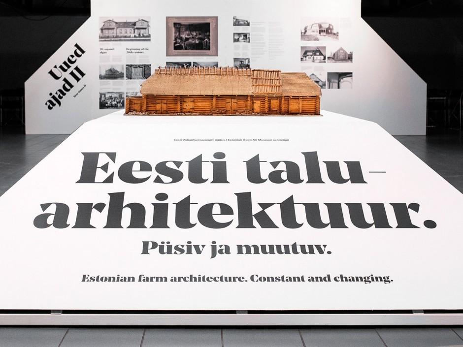 Ausstellungsdesign Farm Architecture