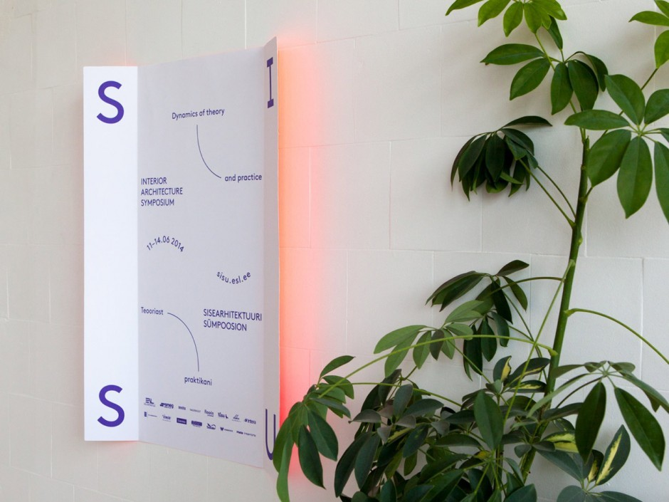 Interior Architecture Symposium SISU 2015