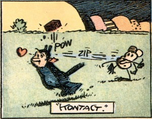 Schirn_Presse_Comic_Herriman_Krazy_Kat_Detail_ab_1913