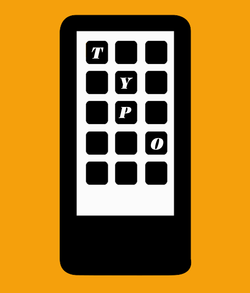 Typo, Typografie, App, App Design