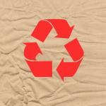 Recyclingpapier, umweltfreundlich drucken