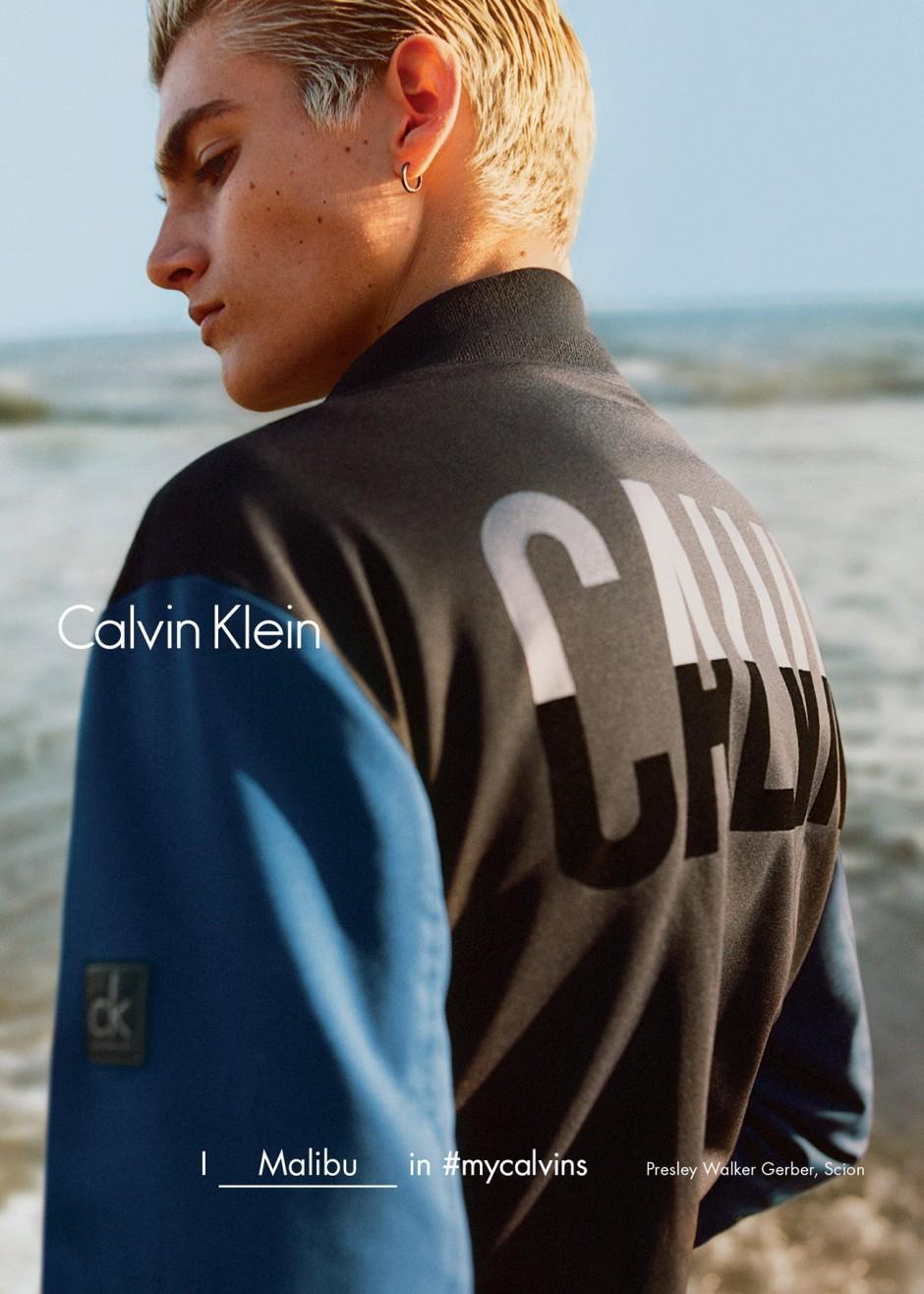 Tyrone Lebon schoss für die Herbstkampagne 2016 von Calvin Klein viele, viele Motive …