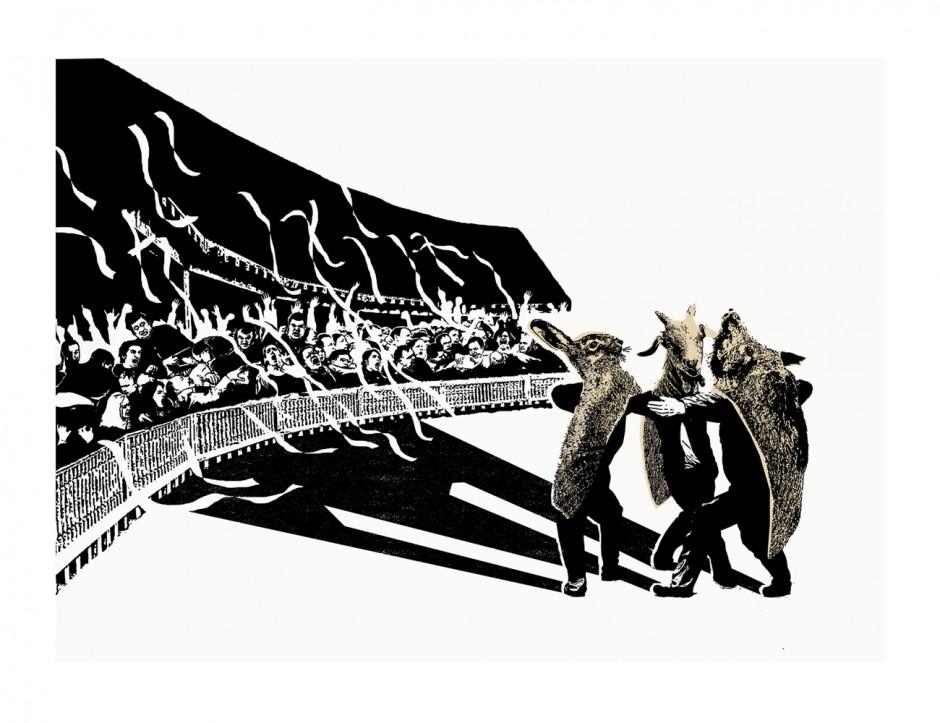 Szene Hamburg Musik, Strawinskys Skandal-Oper »Le Sacre du printemps« in Paris, 2013