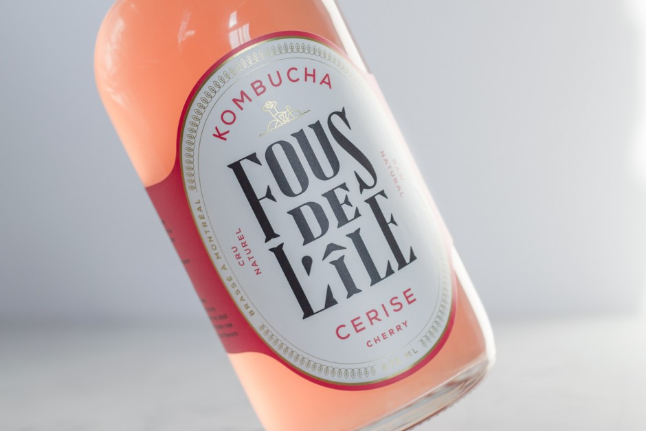 Packaging for small-batch kombucha