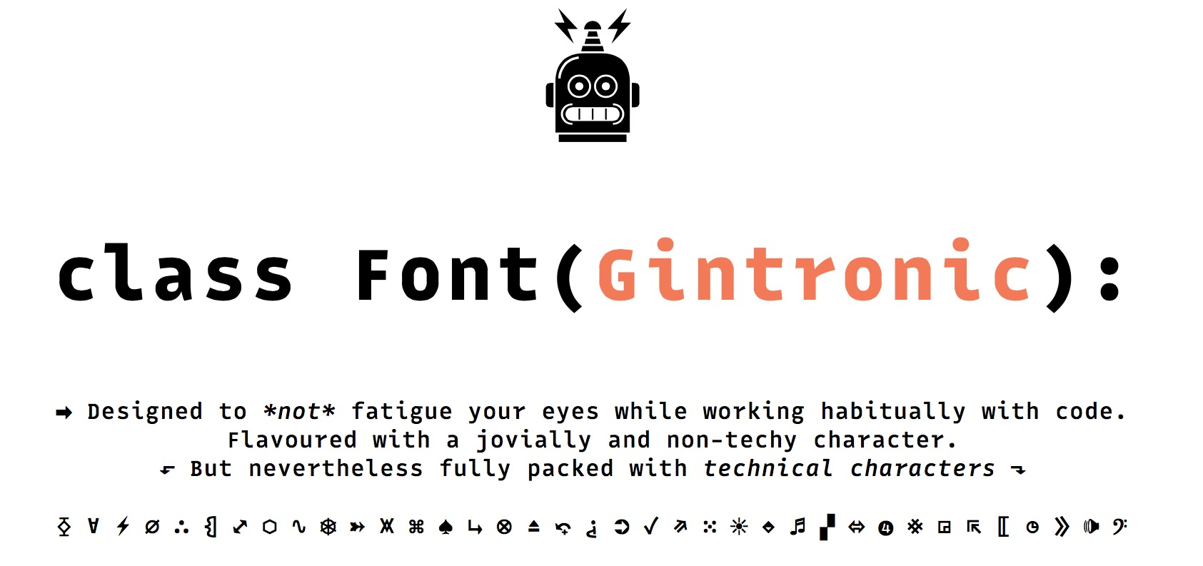 Gintronic