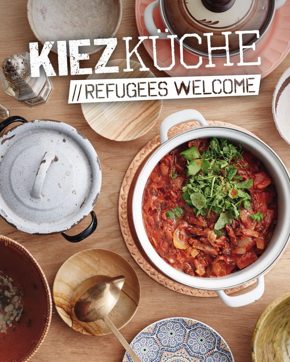 Kiezküche Refugees Welcome