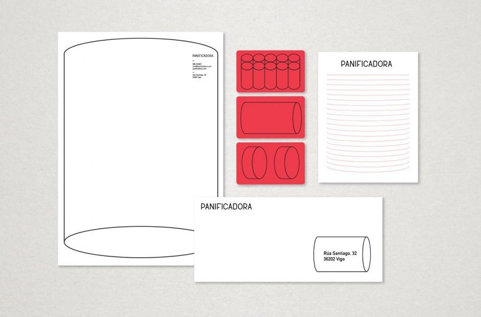 Panificadora: Corporate Identity
