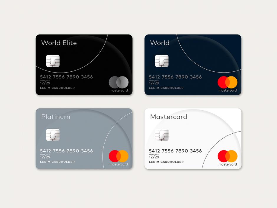 Kreditkarten-Varianten