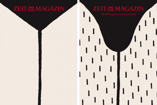 ZEITmagazin 4er Titel, Ab an den Strand!
