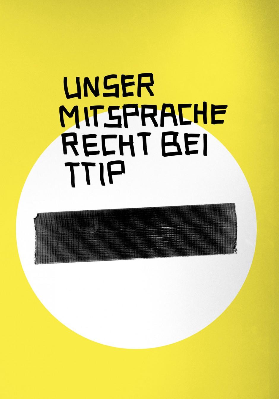 Unser Mitspracherecht bei TTIP