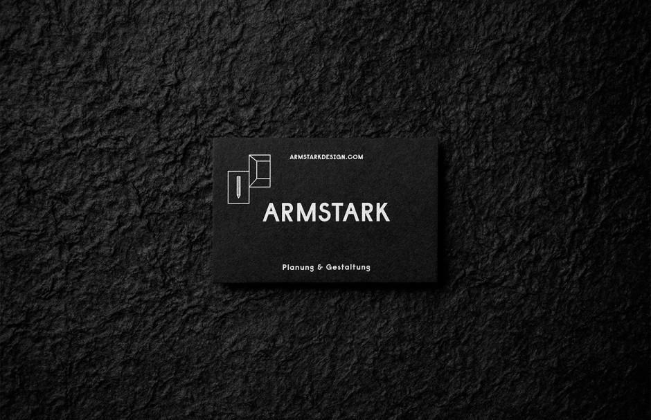 Armstark: Branding