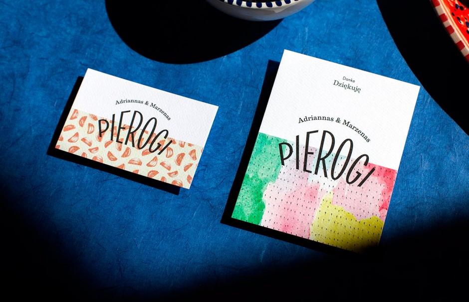 Pierogi: Branding