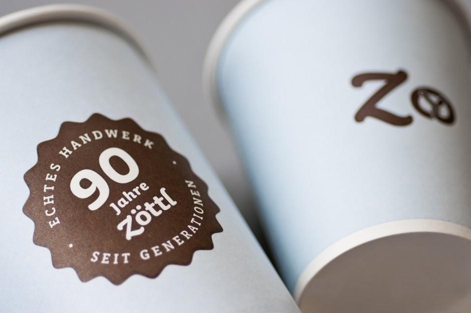 90 Jahre Brotzeit: Kaffeebecher To-Go