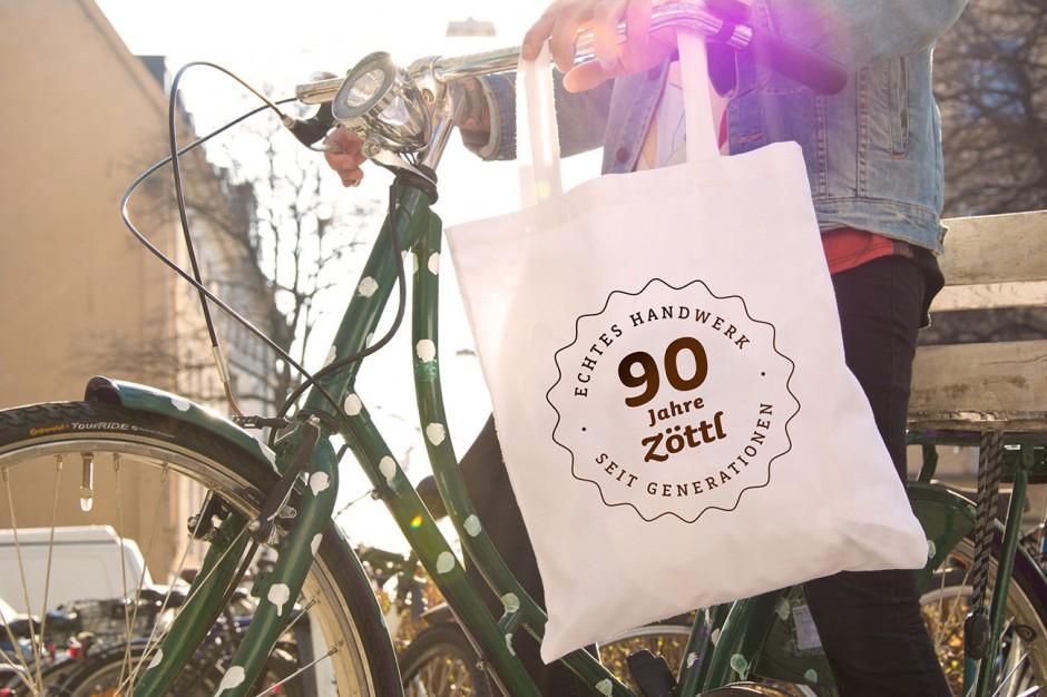 90 Jahre Brotzeit: Jutebeutel