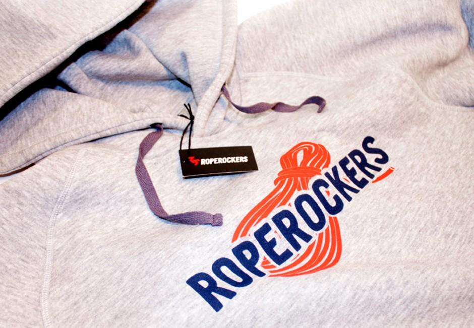 Brand Identity für Roperockers