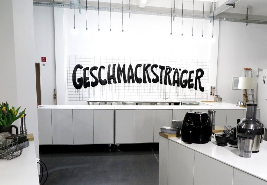 Mural für TrendKitchen-Club