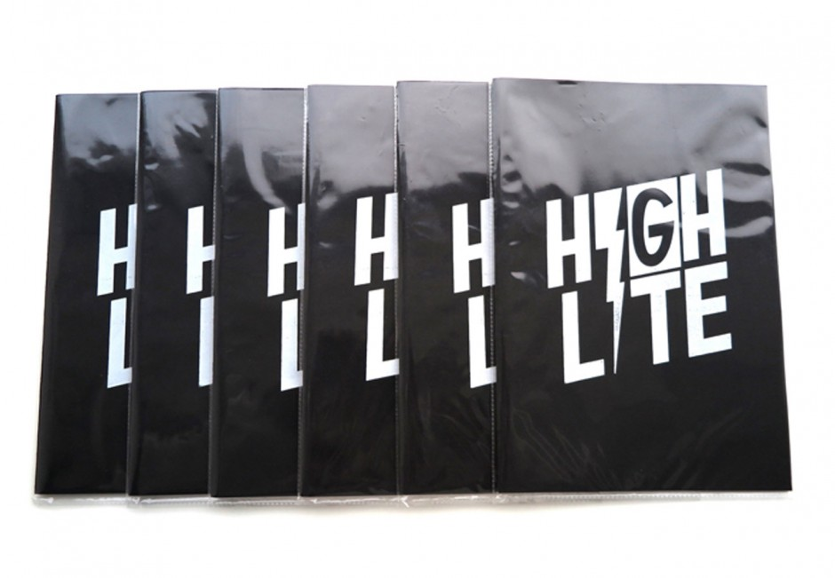 Kunstkatalog »Highlite«
