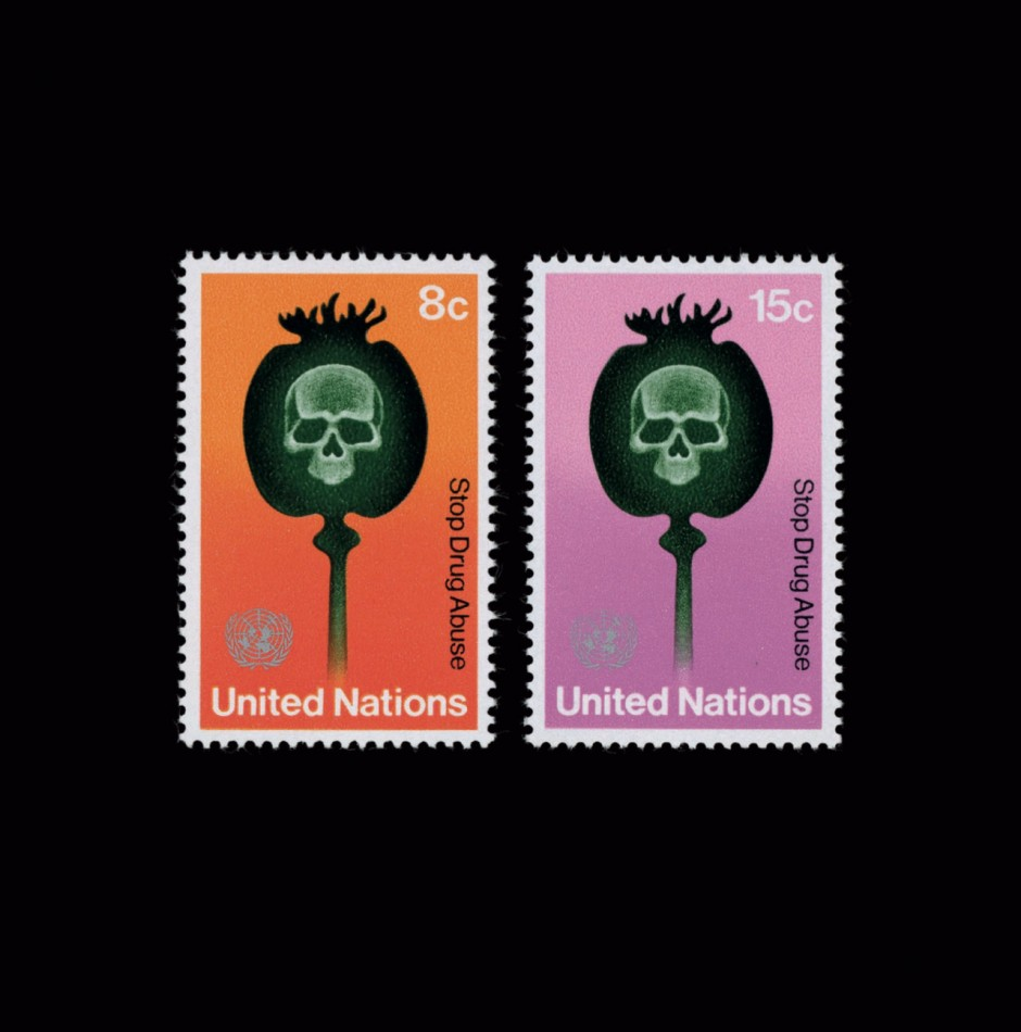 United Nations 1973 von G. Hamori