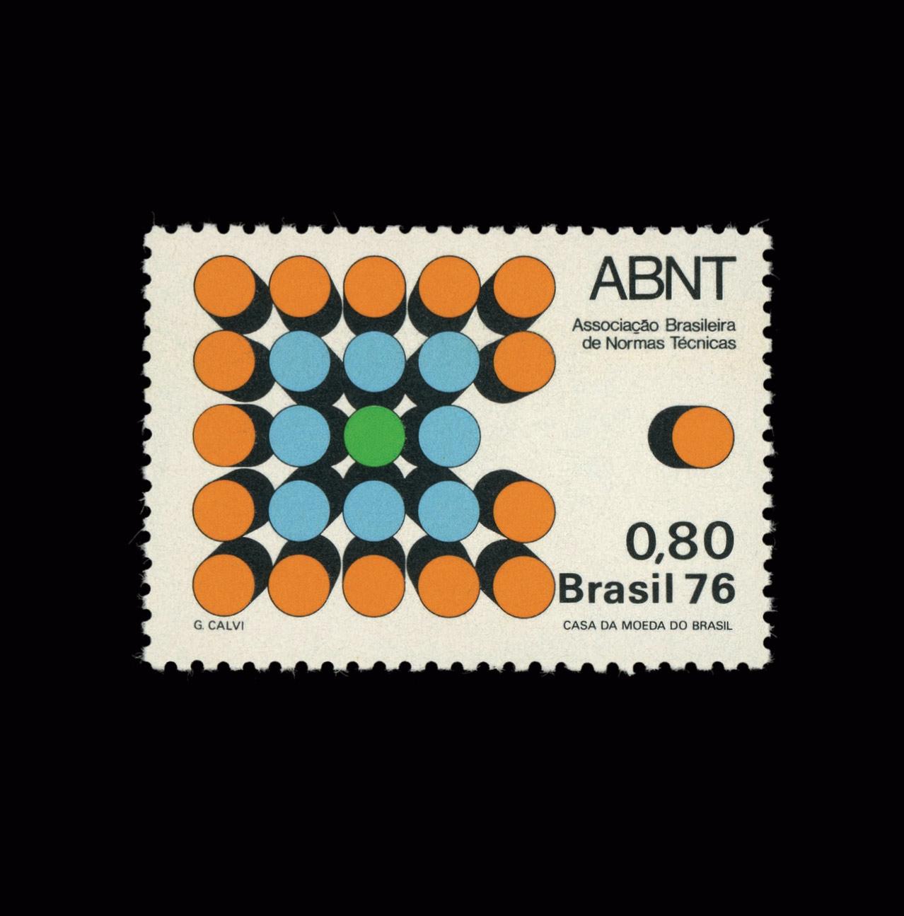 Brasilien 1976 von Gian Calvi