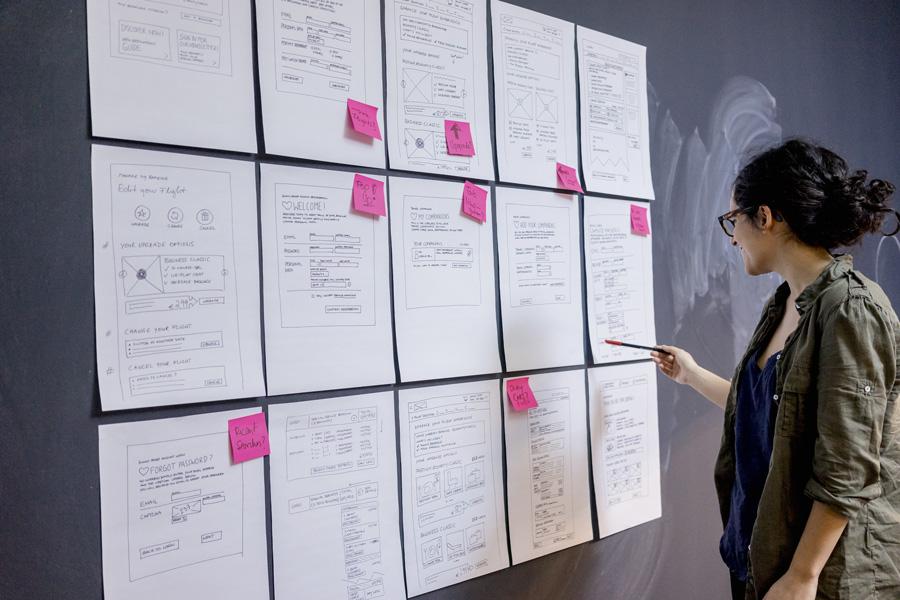 Prototyping, Interactive Design