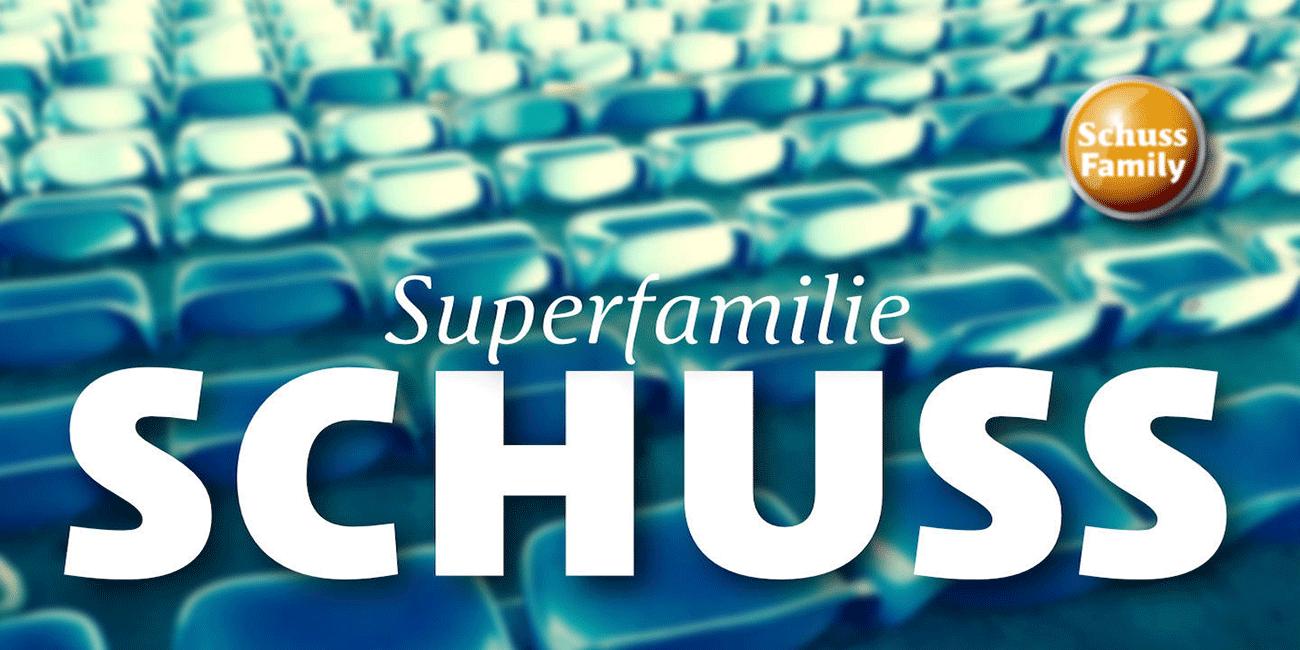 Schriftfamilie Schuss