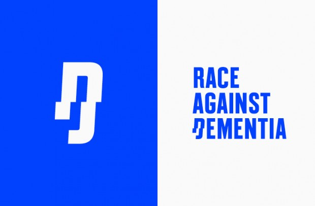 Typeface Helen für Race Against Dementia