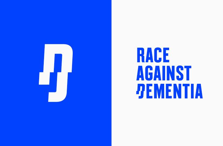 Typeface Helen für Race Against Dementia