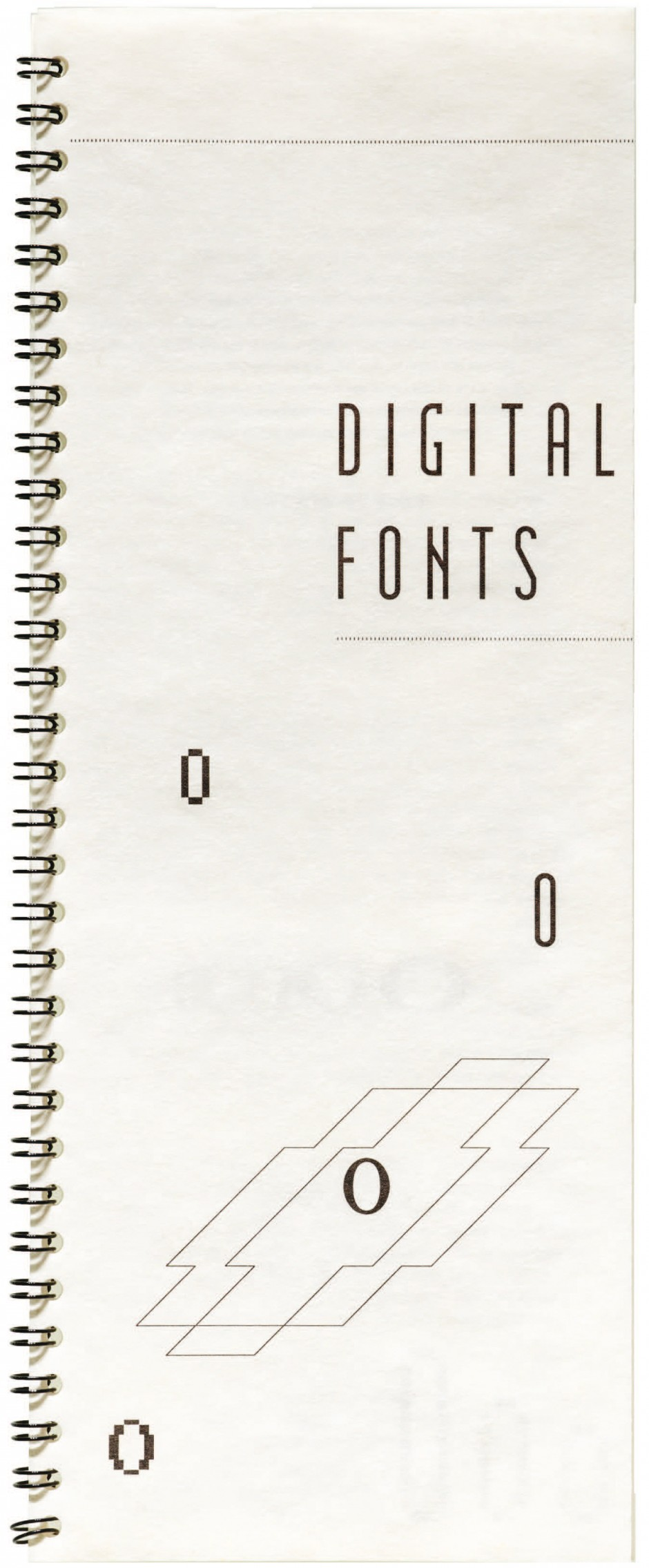 Digital fonts catalog, 1986