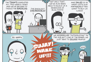 Comic, Cartoon