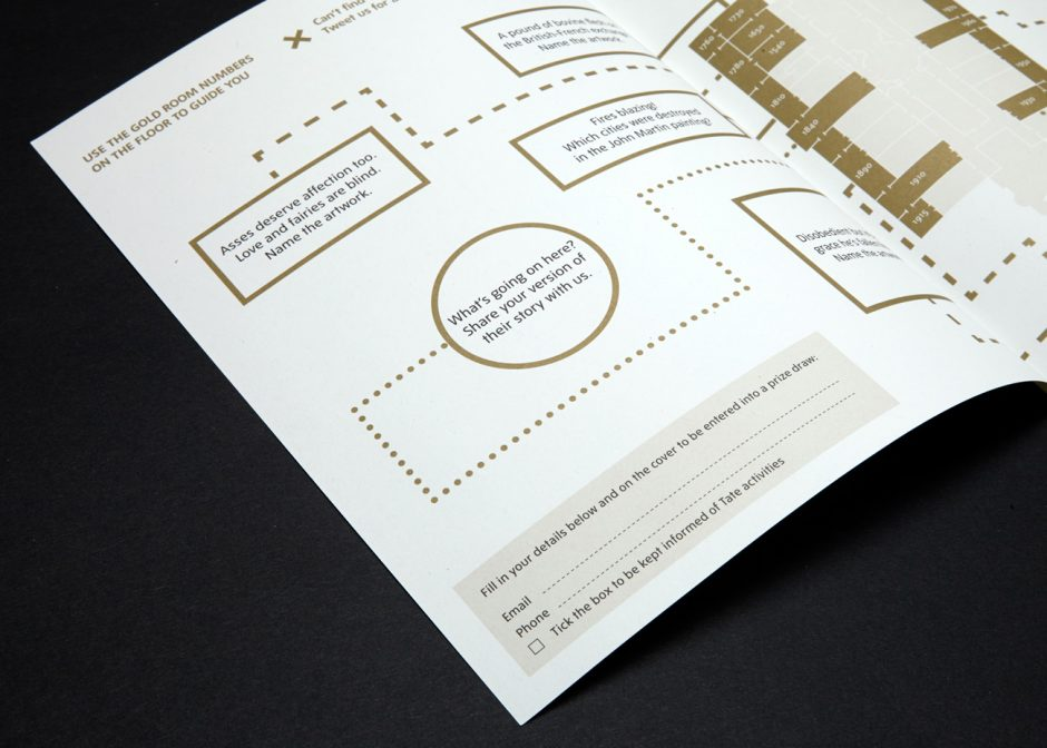 Branding and event materials
