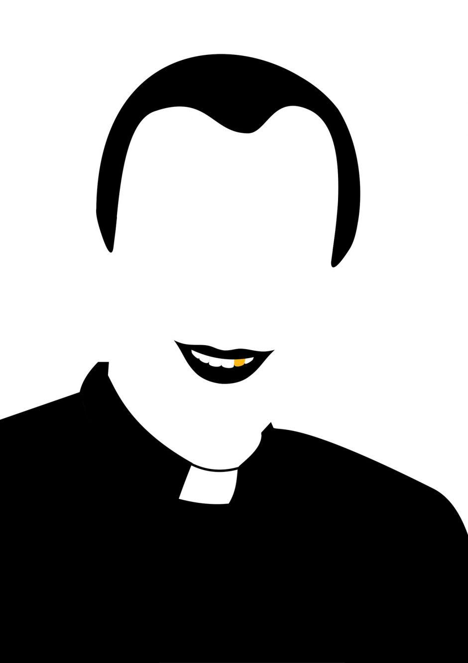 »Grundgehalt, Kollekte, Taufen, Hochzeiten, Beerdigungen und Singen der Koledy (Weihnachtslieder) – dies sind alles Einnahmequellen von Priestern. Aber je nachdem, was diese predigen, verdienen Sie so viel wie Doktoren, zahlen aber 10 Mal weniger Steuern. Das klingt doch gut – was für ein göttliches Leben!«