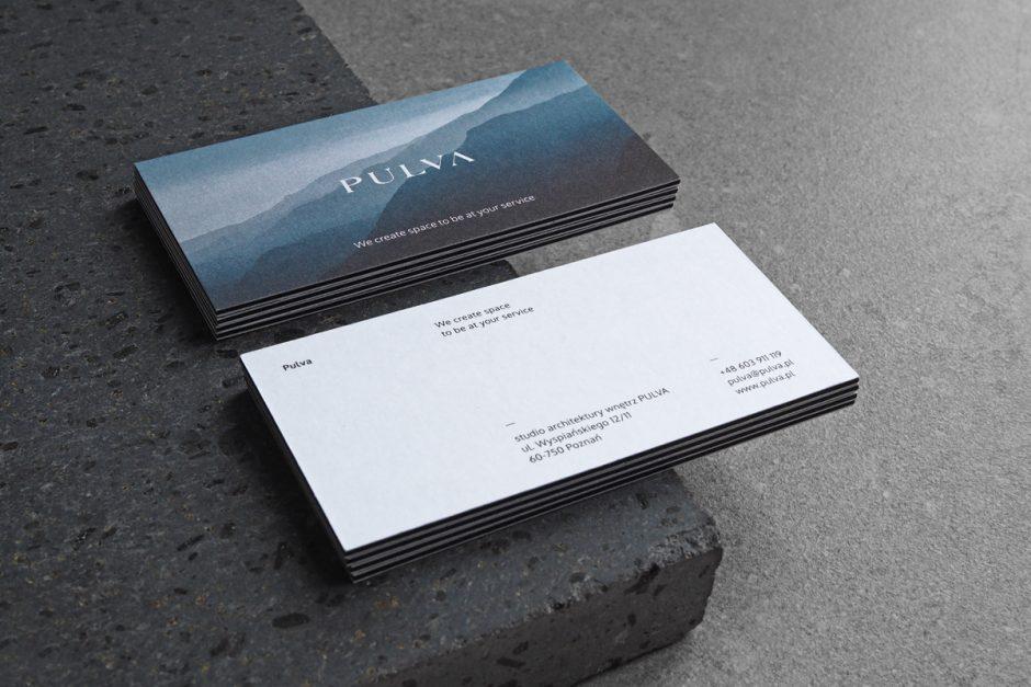 Corporate Identity: Visitenkarten