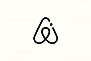 Logovariante Schwarz auf Weiß